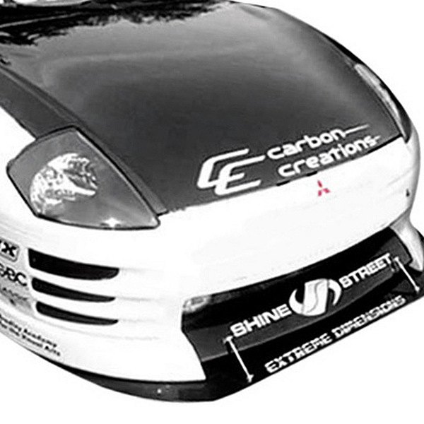 Carbon Creations® - Carbon Fiber Middle Front Lip