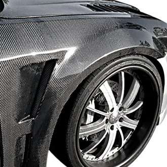 Carbon Creations® - Executive Style Carbon Fiber Front Fenders