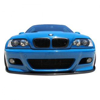 Carbon Creations® - HM-S Style Carbon Fiber Front Lip Under Spoiler Air Dam