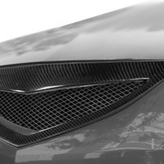Carbon Creations® - Open Mouth Style Mesh Main Grille