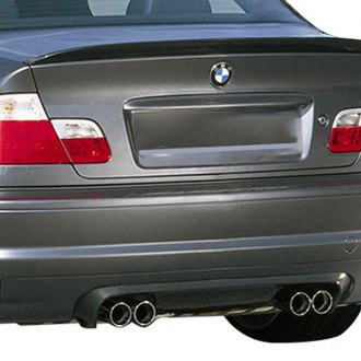 Carbon Creations® - CSL Look Carbon Fiber Rear Diffuser