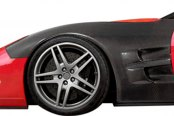 Carbon Creations® - ZR Edition Style Carbon Fiber Fenders
