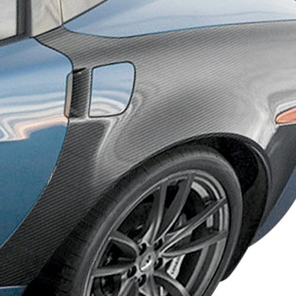 Carbon Creations® - ZR Edition Style Carbon Fiber Rear Fenders
