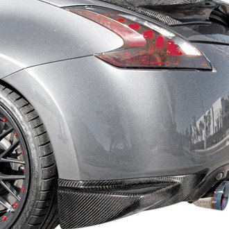 Carbon Creations® - N-1 Carbon Fiber Rear Add Ons