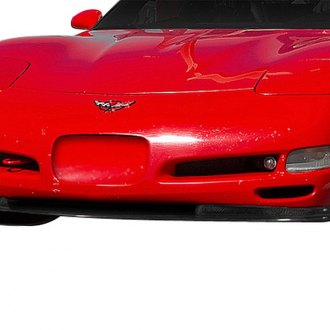 Carbon Creations® - Vortex Style Carbon Fiber Front Lip Under Spoiler Air Dam
