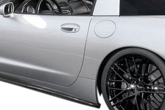 Carbon Creations® - AC Edition Style Carbon Fiber Side Skirts