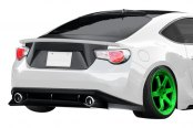 Carbon Creations® - GT Concept Style Fiberglass Body Kit