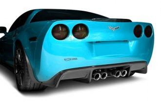 Carbon Creations® - Carbon Fiber Rear Diffuser