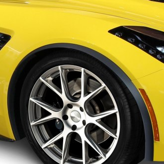 Carbon Creations® - Stingray Z Style Front Fender Flares