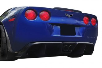 Carbon Creations® - GT Racing Style Rear Diffuser