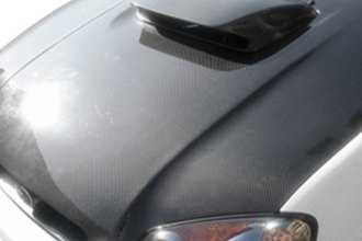 Carbon Creations® - STI Style Hood