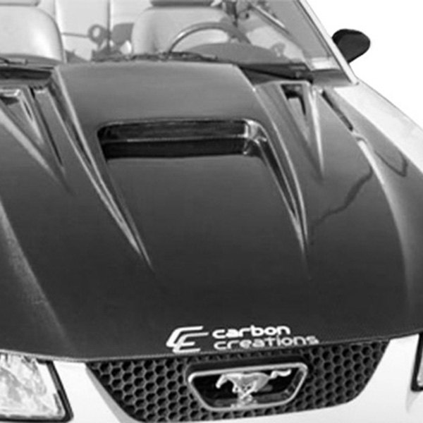 Carbon Creations® - Spyder 3 Style Carbon Fiber Hood