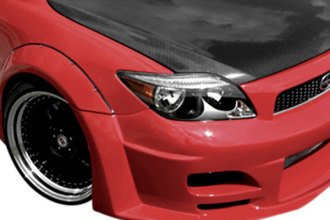 Carbon Creations® 103242 - OEM Style Carbon Fiber Hood