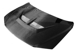 Carbon Creations® 104192 - Evo Style Carbon Fiber Hood
