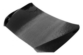 Carbon Creations® 104757 - OEM Style Carbon Fiber Hood