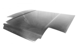 Carbon Creations® 105788 - OEM Style Carbon Fiber Hood
