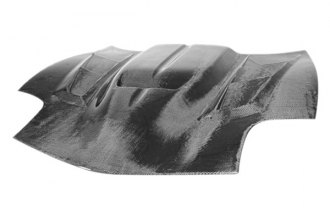 Carbon Creations® 106140 - ZR Edition 2 Style Carbon Fiber Hood