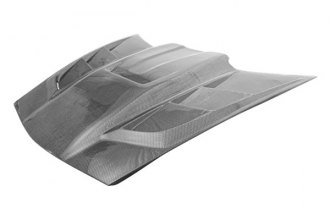 Carbon Creations® 106142 - ZR Edition 2 Style Carbon Fiber Hood