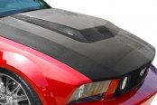 Carbon Creations® - Eleanor Style Carbon Fiber Hood