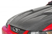 Carbon Creations® - Mach 2 Style Carbon Fiber Hood