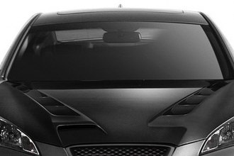 Carbon Creations® 108669 - RS-1 Style Carbon Fiber Hood