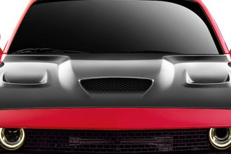 Carbon Creations® 112475 - Hellcat Style Hood