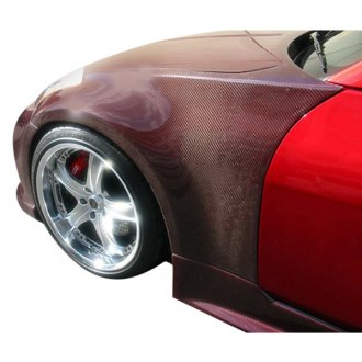 Carbon Creations® - OE Style Carbon Fiber Front Fenders