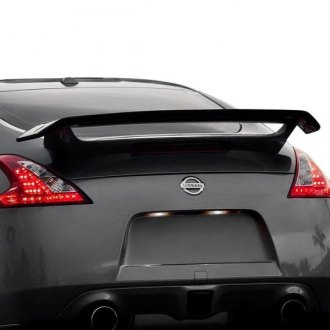 Carbon Creations® - N-2 Style Carbon Fiber Rear Wing Trunk Lid Spoiler