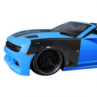 Carbon Creations® - Tjin Edition Style Carbon Fiber Front Fenders