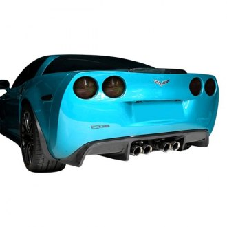 Carbon Creations® - GT500 Style Carbon Fiber Rear Diffuser