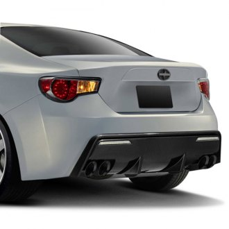 Carbon Creations® - 86-R Style Rear Bumper Cover