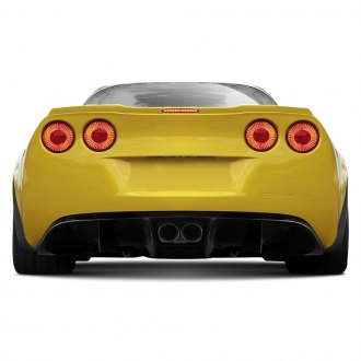 Carbon Creations® - GT Racing Style Carbon Fiber Rear Diffuser