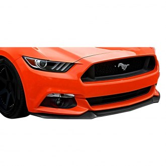 Carbon Creations® - Performance Style Carbon Fiber Front Bumper Lip Spoiler
