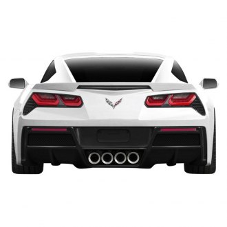 Carbon Creations® - DriTech Gran Veloce Style Dry Carbon Fiber Rear Diffuser