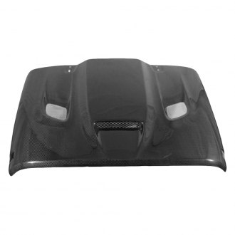 Carbon Creations® - DriTech Hellcat Style Dry Carbon Fiber Hood
