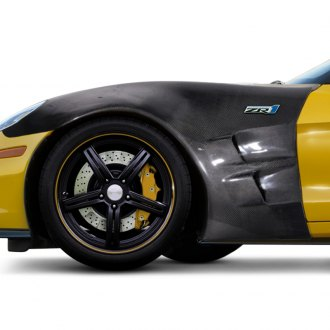 Carbon Creations® - ZR1 Style Carbon Fiber Front Fenders