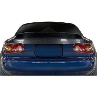 With Aero Rear Spoiler Option URO Hatch Strut
