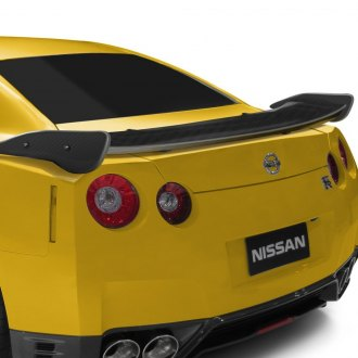 Carbon Creations® - Sniper Style Carbon Fiber Rear Wing Trunk Lid Spoiler