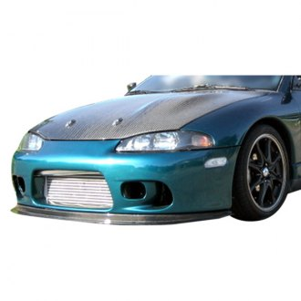 Carbon Creations® - Aero One Style Carbon Fiber Front Lip Under Spoiler Air Dam
