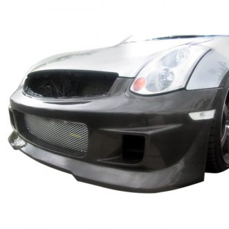 Carbon Creations® - Type G Style Carbon Fiber Front Bumper Cover