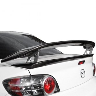 Carbon Creations® - M-1 Speed Style Carbon Fiber Wing Trunk Lid Spoiler