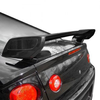 Carbon Creations® - SS Style Carbon Fiber Wing Trunk Lid Spoiler