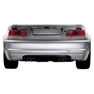 Carbon Creations® - CSL Style Carbon Fiber Rear Diffuser