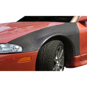 Carbon Creations® - OEM Style Carbon Fiber Front Fenders