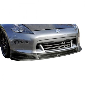 Carbon Creations® - SL-R Style Carbon Fiber Front Bumper Lip Under Spoiler Air Dam