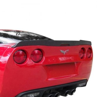 Carbon Creations® - ZR Edition Style Carbon Fiber Wing Trunk Lid Spoiler