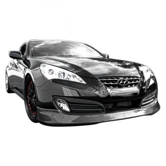 Carbon Creations® - MS-R Style Carbon Fiber Front Bumper Lip Under Spoiler Air Dam