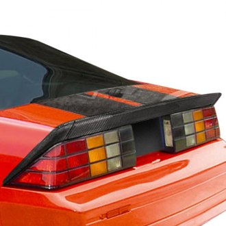 Carbon Creations® - Xtreme Style Carbon Fiber Lip Trunk Lid Spoiler