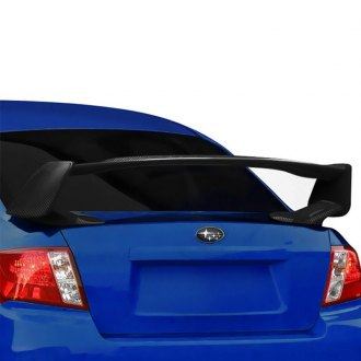 Carbon Creations® - STI Style Carbon Fiber Wing Trunk Lid Spoiler