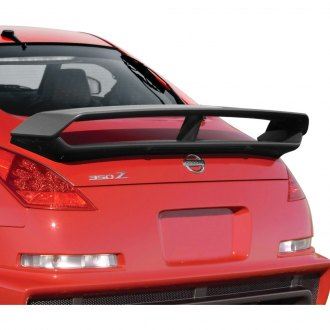 Carbon Creations® - N-3 Style Carbon Fiber Rear Wing Trunk Lid Spoiler